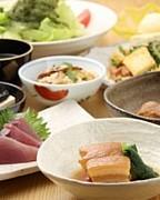 沖縄料理と古酒  青空
