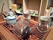日中文化交流会 香露茶館