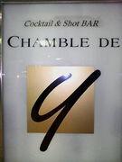 CHAMBLE DE Y