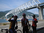 とびしま海道サイクリング