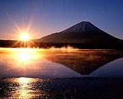 【2010】富士山頂でご来光