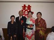 国際結婚夫婦in上海