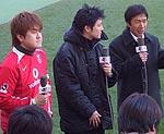 TBSサッカー中継の副音声が好き