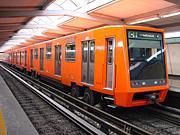 メキシコ地下鉄