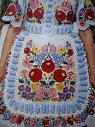 *ハンガリーの刺繍と民族衣装*