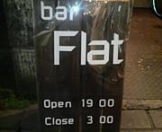 bar Flat(フラット)