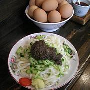 朝じゃじゃ倶楽部(じゃじゃ麺)