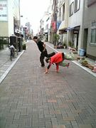 岡山b-boy&b-girl