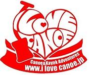 I LOVE CANOE
