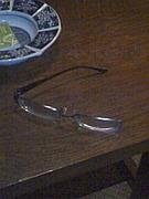 片持ち眼鏡