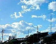 青空×雲×涼風