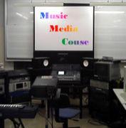 音楽メディアコース