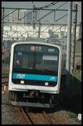 京浜東北線の遅延に悩まされる