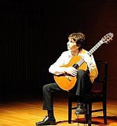Guitarist Fabien Lafiandra