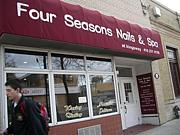 FOUR SEASONS NAILS AND SPA