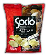 ソシオ工房のお菓子