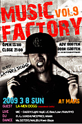【MUSIC FACTORY PRODUCTION】