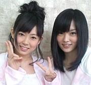 山本彩 渡辺美優紀 (NMB48)