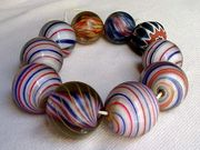 German Marble Bead