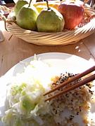 玄米食のオカズを作ろうV(^-^)♪