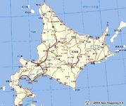逃亡先は北海道