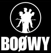 BO0WY・BOφWY・BOOWY