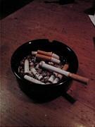 喫煙所@ヤメラレネーゼ