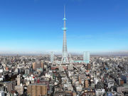 東京スカイツリー・新東京タワー