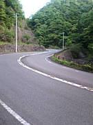 岳切峠/折戸峠 in 耶馬溪
