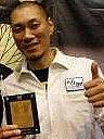 darts player‐西澤悠至‐YUJI