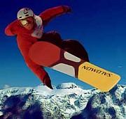 スノーボードに行こう in 富山