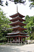 京都や奈良のお寺 が好き