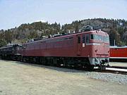 EF80形交直両用電気機関車