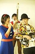 キラキラPOPバンド『 hello!』