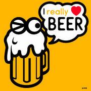 三度の飯よりビールが好き