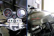 CB400SF vS 1999年式 整備記録