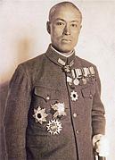 陸軍中将・岡田資