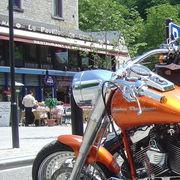 バイクカフェ