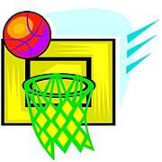 バスケチーム 鏡月