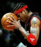 "Allen ""THE ANSWER"" Iverson"