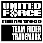 UNITED FORCE riding troop