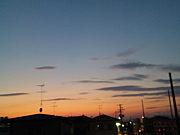 大崎地方の空