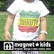 名前入りTシャツのmagnetkids