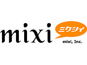 私。mixiやってます!