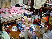 見ろ!部屋がゴミの様だ…orz