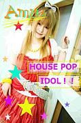 HOUSE POP IDOL  愛夢★