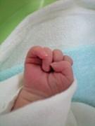 2009年12月23日出産ママ誕生ベビ