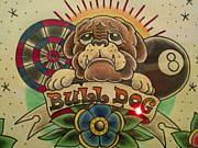 pool & darts BULLDOG