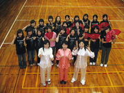 神戸女学院大学武術太極拳部