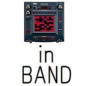 Kaoss Pad in BAND